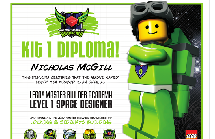 23 Things You Can Learn From a Lego MBA - Get Heroik