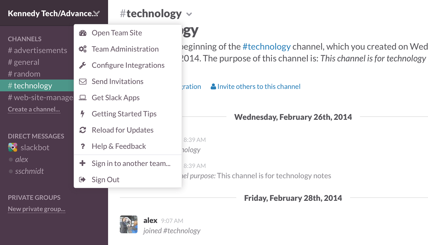 slack screenshot4